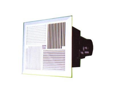 BLD吸顶式房间通风器